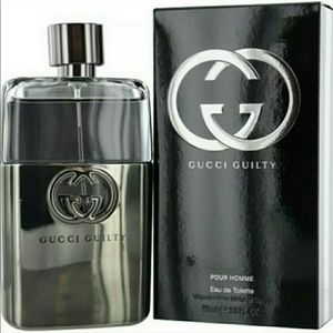 Men's Gucci Guilty - NEW SEALED IN BOX